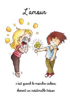 illustration amour