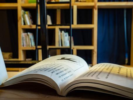 一间24小时不打烊的深夜书房!