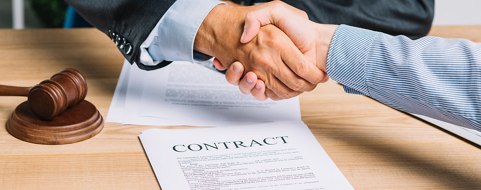 property contract