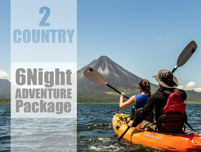 2 Country 6 Night