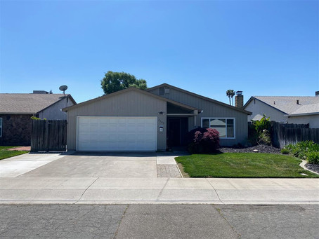 Just Listed Home in Lodi California - It's Wine Country Ya Know!