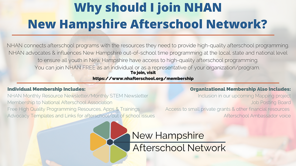 Why should I join NHAN New Hampshire Aft