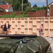 IMG_20150505_133750947.jpgextension ossature bois,isolation extérieure,bardage bois,baie vitrée