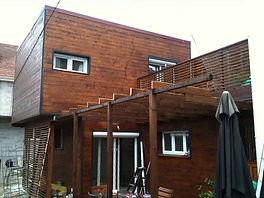 Extension de maison en ossature bois colombes
