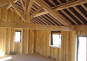 Construction de maison ossature bois yvelines