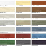 Gamme Couleurs