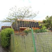 IMG_4145.JPGextension ossature bois,isolation extérieure,bardage bois,baie vitrée