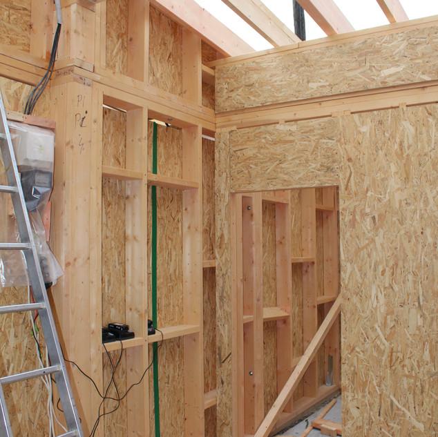 IMG_4155.JPGextension ossature bois,isolation extérieure,bardage bois,baie vitrée