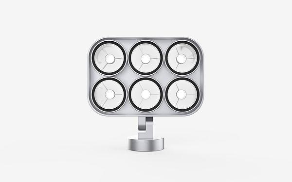 远瞻 见众 设计 灯具 投光灯 产品设计 工业设计 zdp scspd design Jianzhong Lighting products Floodlights