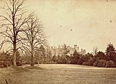 Abney Hall exterior, The grounds (unknow