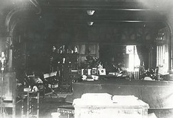 Abney Hall, Council Chamber, 1913.png