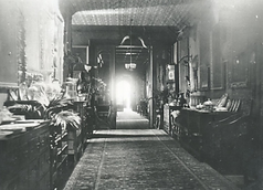Abney Hall, Long corridor possibly leadi