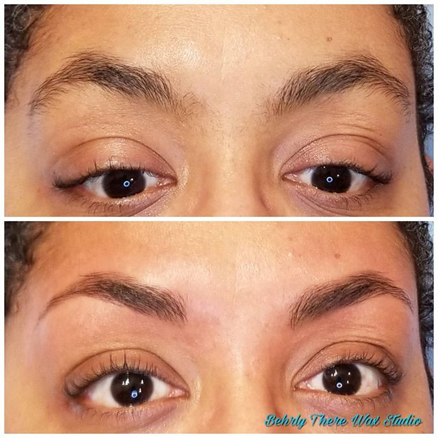 Look_at_these_brows_ð_______#behrlythere