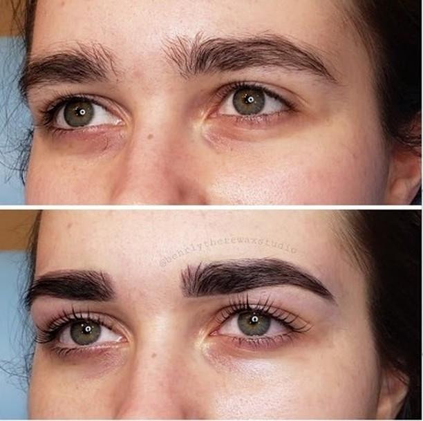 What a beautiful transformation! She got