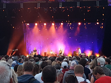 Jack Johnson at the Eden Sessions 5th July 2018