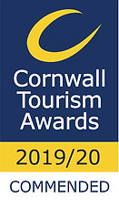 Cornwall Tourism Awards COMMENDED 2019 -