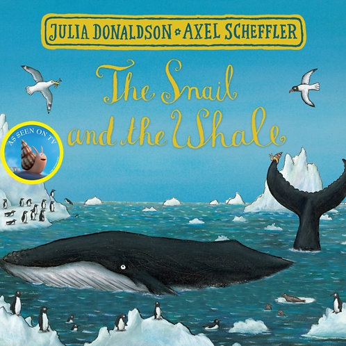 Snail and the Whale Festive Edition by Julia Donaldson