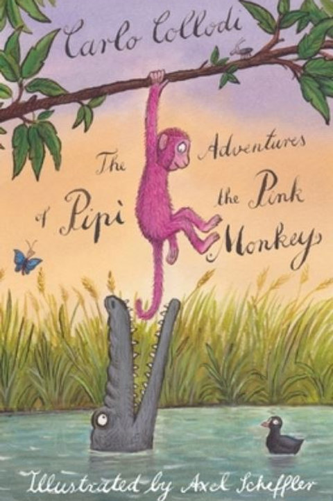 Adventures of Pipi the Pink Monkey by Carlo Collodi