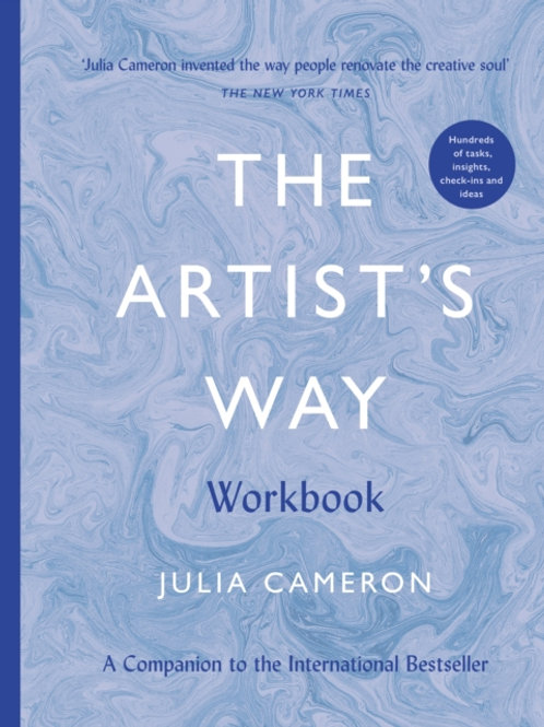 Artist's Way Workbook       by Julia Cameron