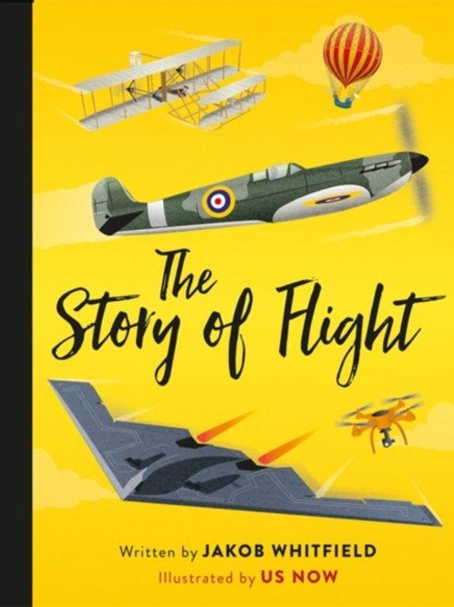 Story of Flight       by Jakob Whitfield