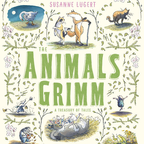 Animals Grimm: A Treasury of Tales       by Kevin Crossley-Holland