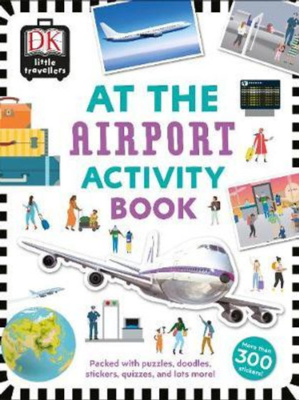 At the Airport Activity Book       by DK