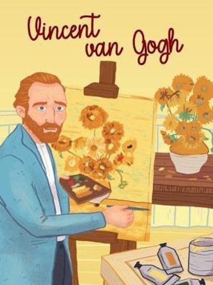 Vincent Van Gogh Genius       by Isabel Munoz