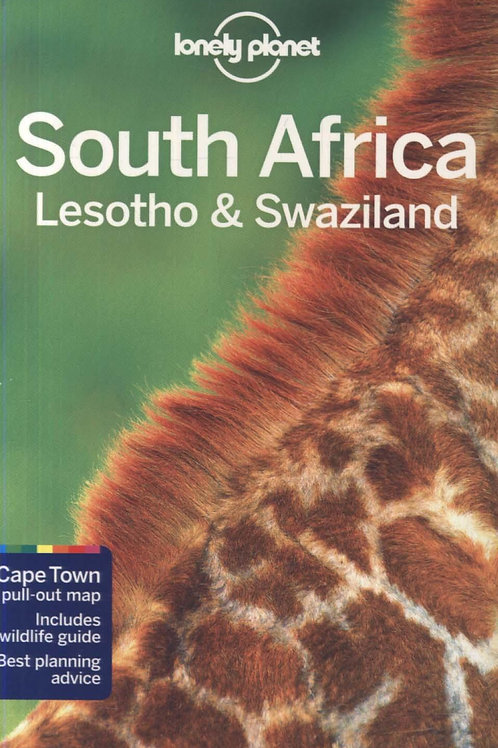 South Africa, Lesotho & Swaziland       by Lonely Planet