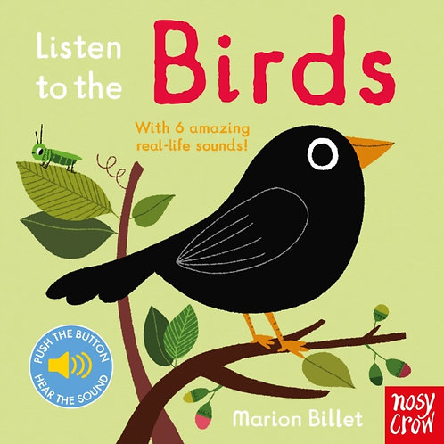 Listen to the Birds by Marion Billet