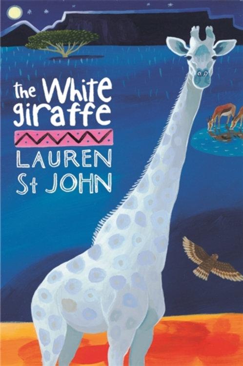 White Giraffe by Lauren St John