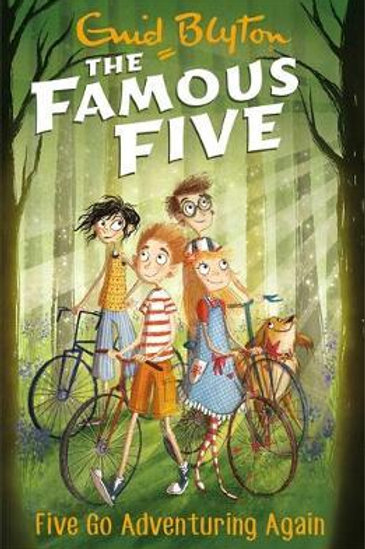 Famous Five: Five Go Adventuring Again       by Enid Blyton