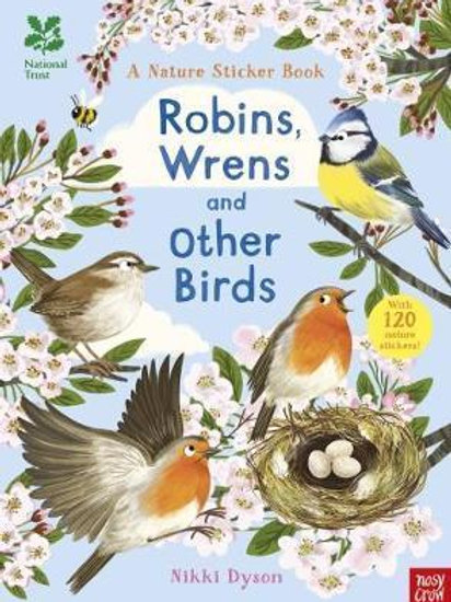 National Trust: Robins, Wrens and other British Birds       by Nikki Dyson