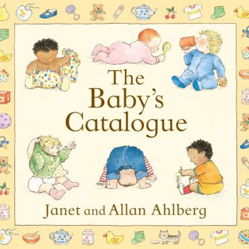 Baby's Catalogue by Allan Ahlberg