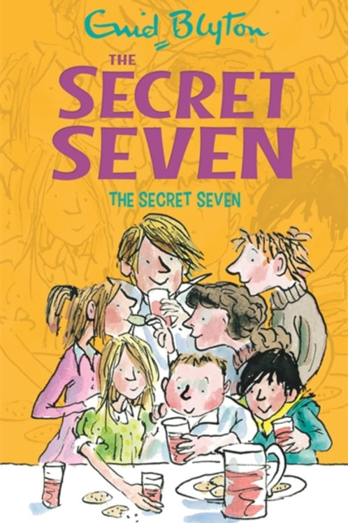 Secret Seven: The Secret Seven by Enid Blyton