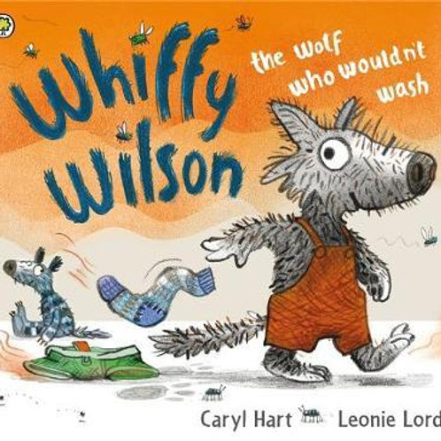 Whiffy Wilson       by Caryl Hart