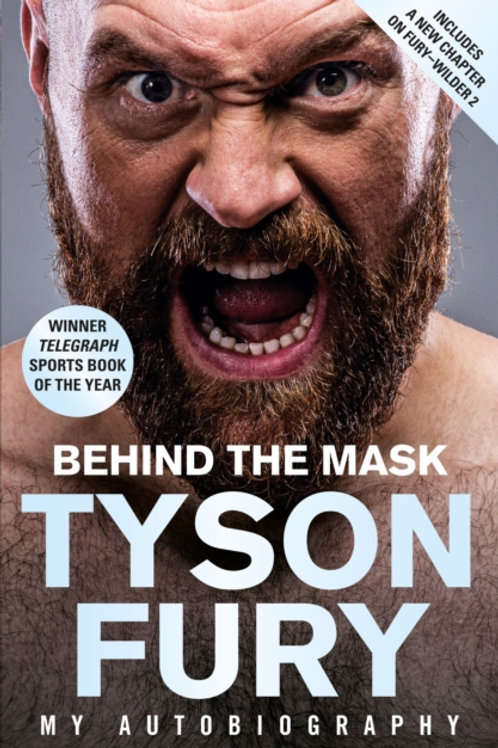 Behind the Mask by Tyson Fury
