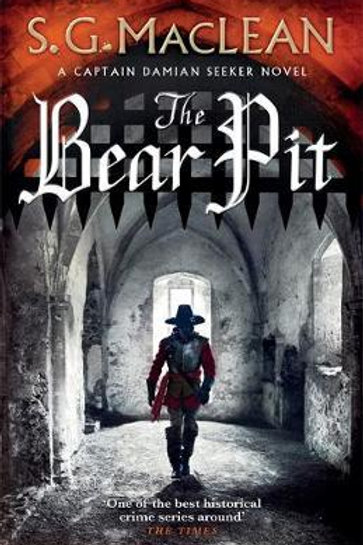 Bear Pit       by S.G. MacLean