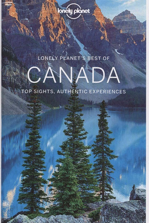Best of Canada       by Lonely Planet
