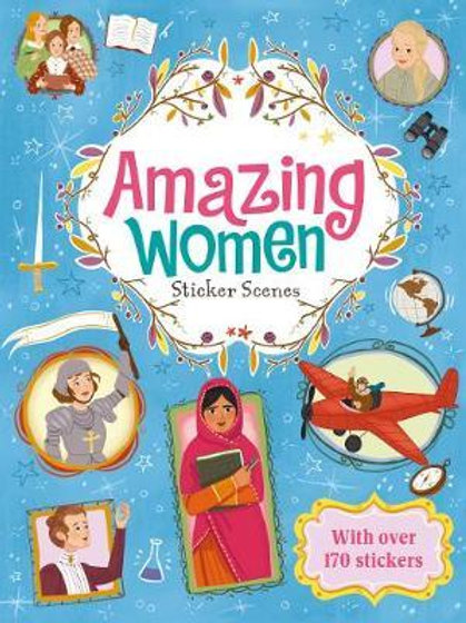 Amazing Women       by Egmont Publishing UK