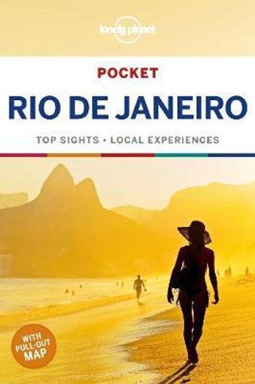 Pocket Rio de Janeiro       by Lonely Planet