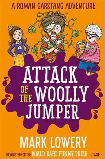 Attack of the Woolly Jumper       by Mark Lowery