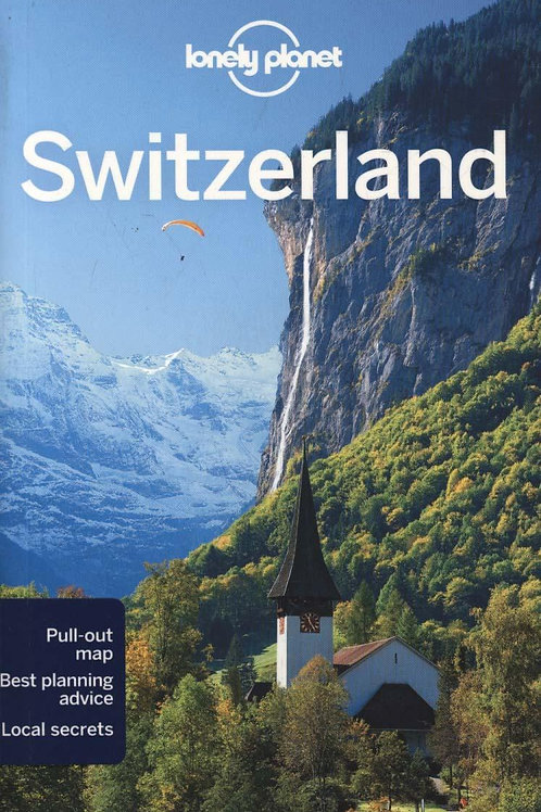 Switzerland       by Lonely Planet