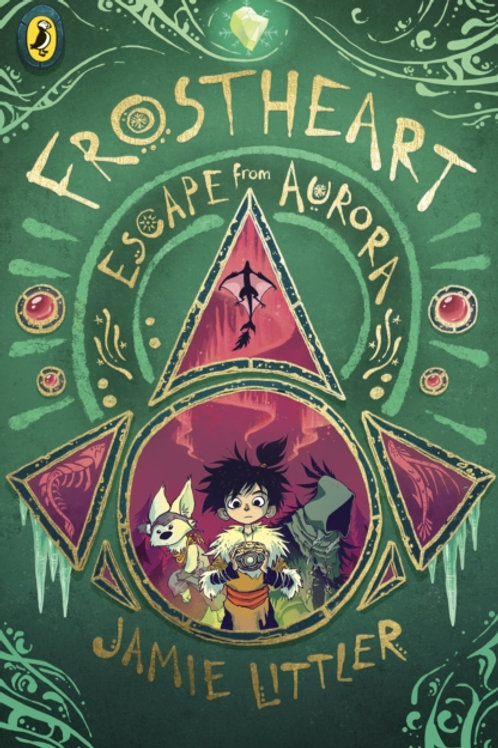 Frostheart 2       by Jamie Littler