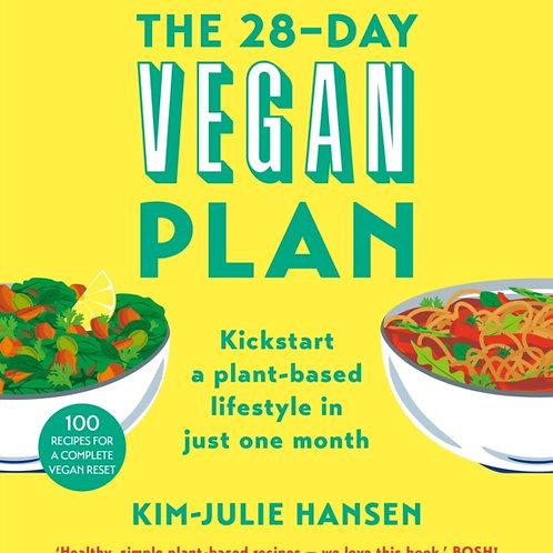 28-Day Vegan Plan       by Kim Julie Hansen