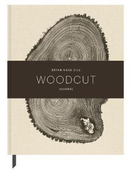 Woodcut Journal       by Bryan Nash Gill