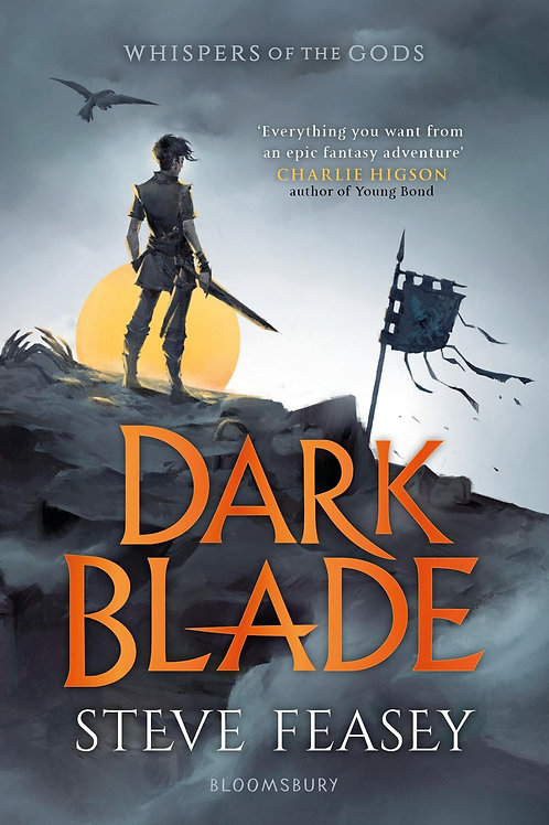Dark Blade       by Steve Feasey