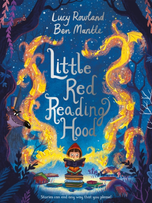 Little Red Reading Hood by Lucy Rowland