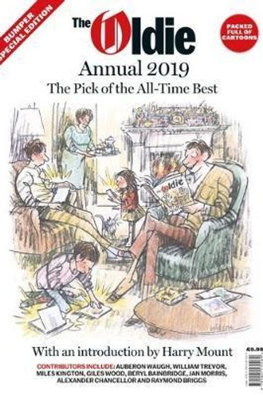 Oldie Annual 2019       by Harry Mount