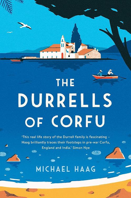 Durrells of Corfu       by Michael Haag