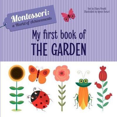 My First Book of the Garden       by Chiara Piroddi